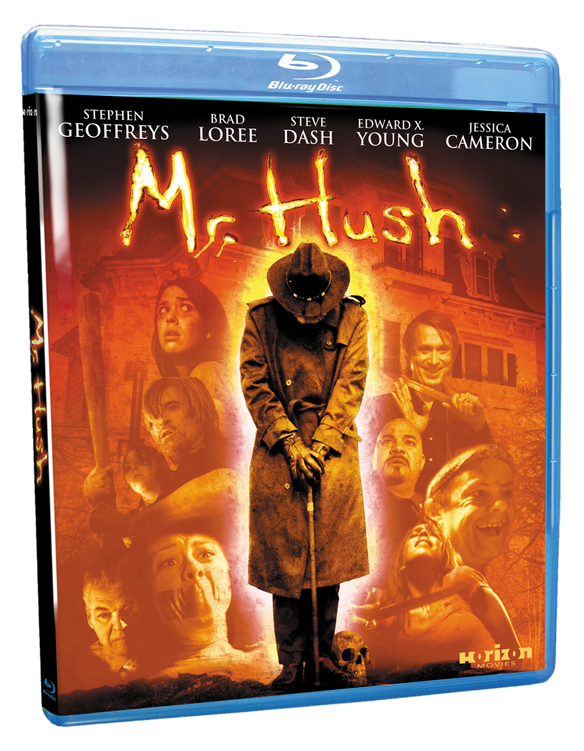 Mr Hush BluRay